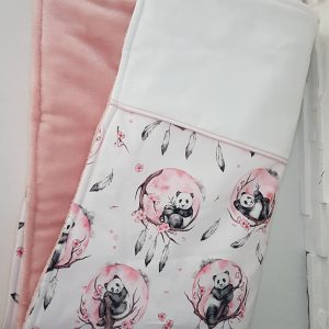 Couverture – Panda rose